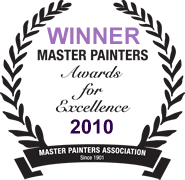 Master Painters Award Winners